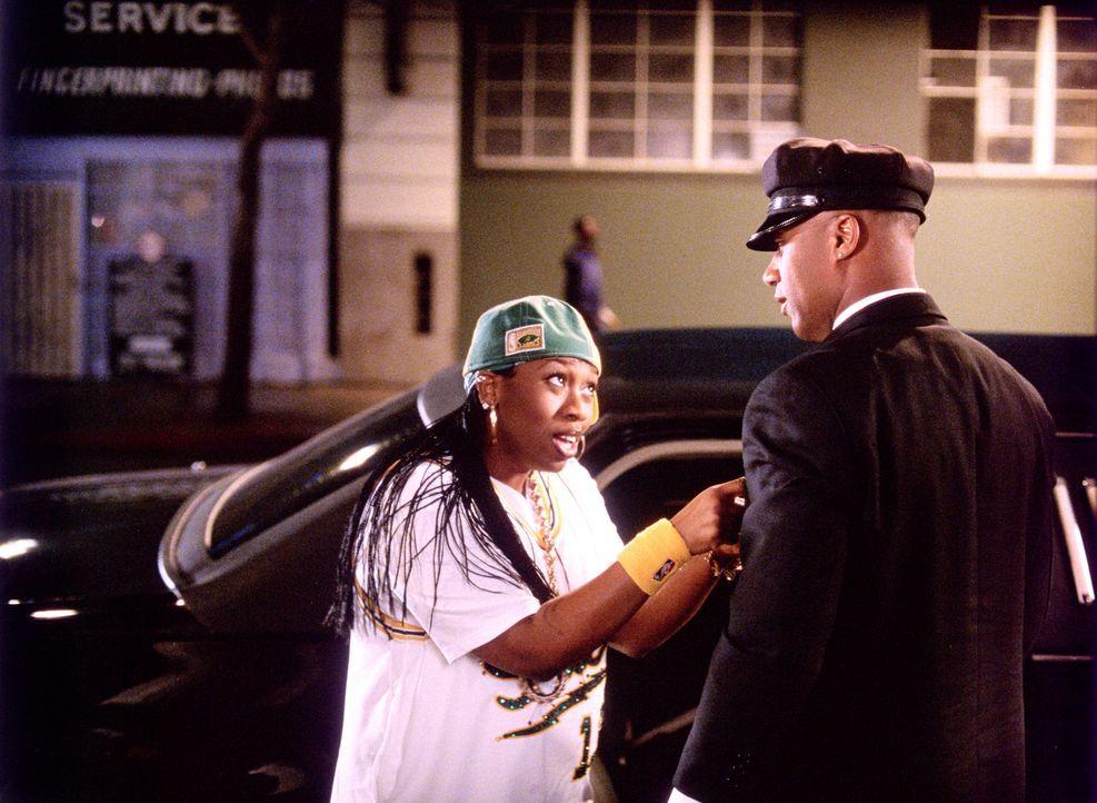 Rapperin Missy Elliott, l. setzt alles daran, Honeys Karriere als Choreographin zu retten ... - Bildquelle: Universal Studios