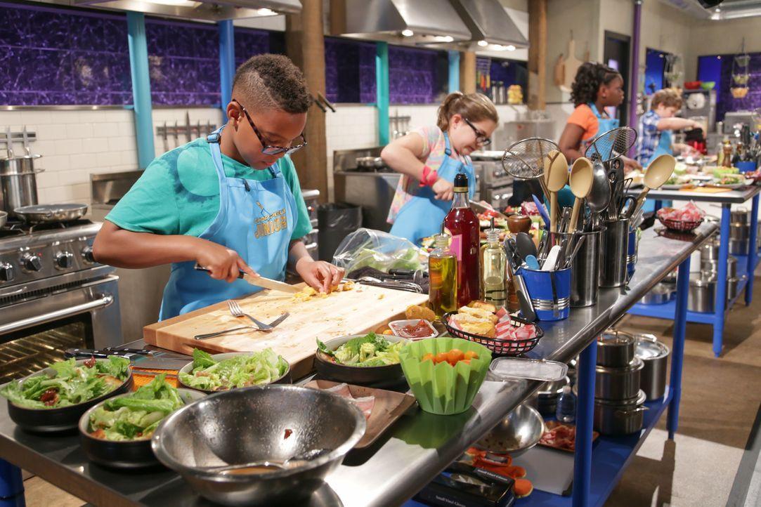 Serrano-Schinken und Weißer Gänsefuß - Bildquelle: Susan Magnano 2016,Television Food Network, G.P. All Rights Reserved