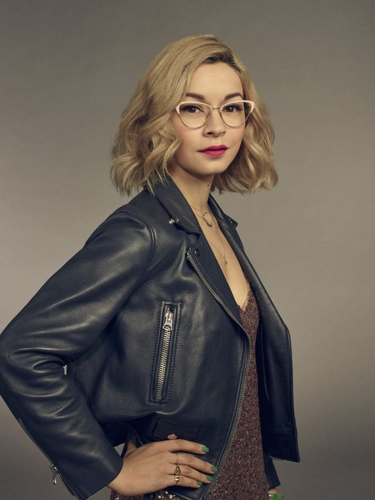 Pepper Smith (Julia Chan) - Bildquelle: Warner Bros. Entertainment Inc. All rights reserved.