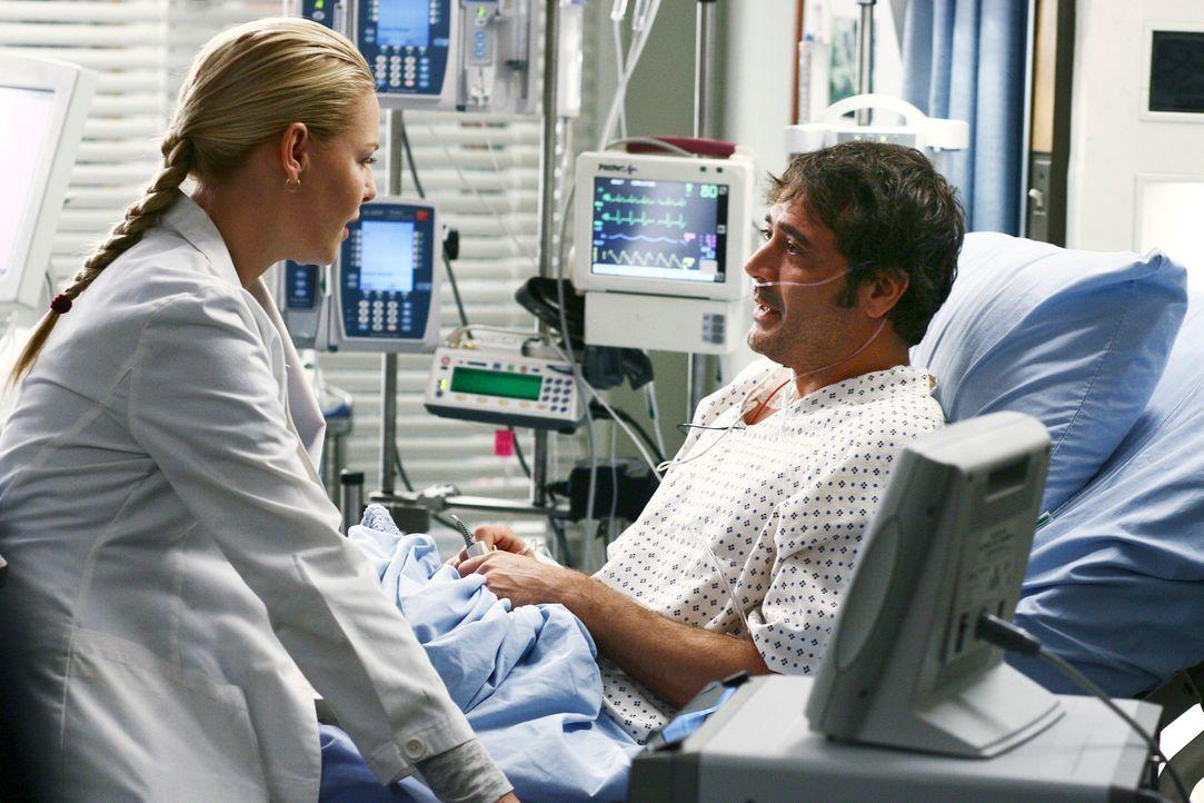 Im Krankenhaus ist eine Aberglauben-Epidemie ausgebrochen. Früh morgens sind drei Patienten im OP gestorben, und angeblich passieren Todesfälle im O... - Bildquelle: Touchstone Television
