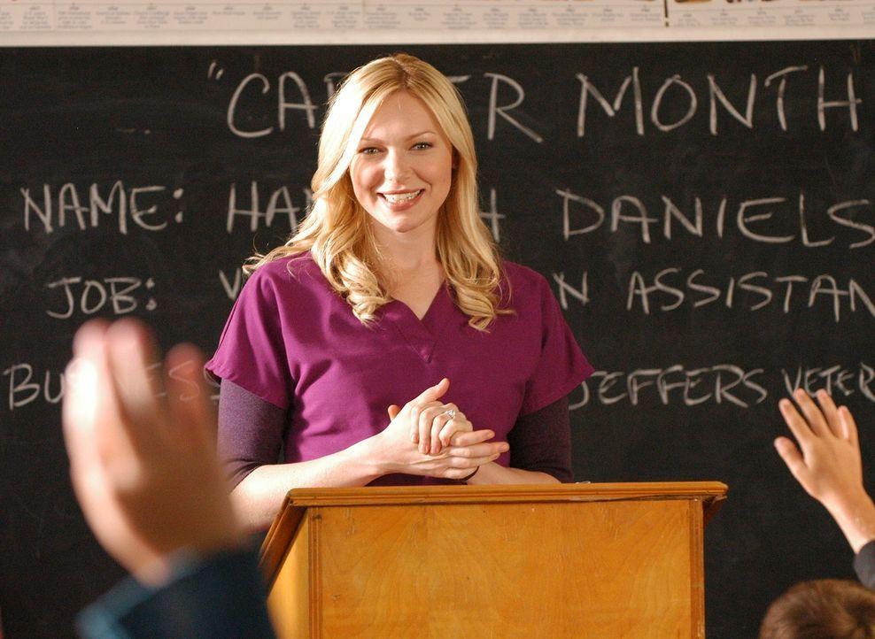 Hannah (Laura Prepon) erlebt eine Überraschung ... - Bildquelle: ABC Studios