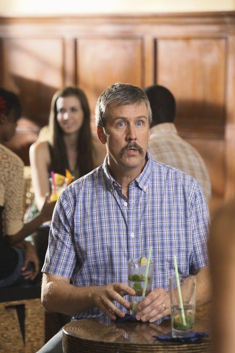 Frank (Alan Ruck) begeht den Fehler, seiner Frau zu beichten, dass er nach ihrem Tod gern mit Jules zusammen wäre. Shanna rastet daraufhin vor Eife... - Bildquelle: 2009 ABC INC.