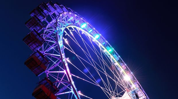 Das Riesenrad als außergewöhnlicher Ort für Sex