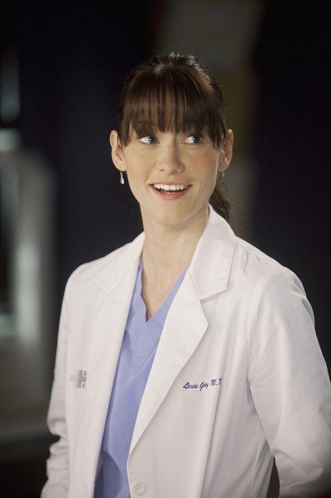 Nimmt die Herausforderung an und versucht gemeinsam mit Amelia, dass Leben von Erica zu retten: Lexie (Chyler Leigh) ... - Bildquelle: ABC Studios