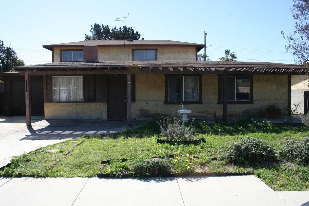 Heute kümmert sich das Makler-Ehepaar Tarek und Christina El Moussa um ein heruntergekommenes Haus in Anaheim in Kalifornien. Bis sie ihr Projekt ho... - Bildquelle: 2018, Scripps Networks, LLC. All Rights Reserved.