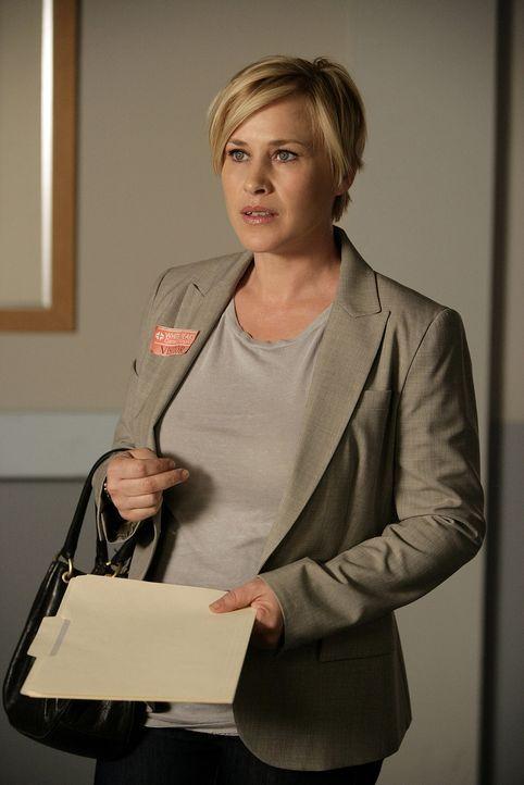 Ein schrecklicher Traum gibt Allison (Patricia Arquette) mal wieder Grund zur Sorge ... - Bildquelle: Paramount Network Television