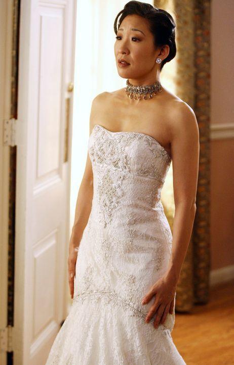 Ihr großer Tag steht bevor: Cristina (Sandra Oh) ... - Bildquelle: Touchstone Television