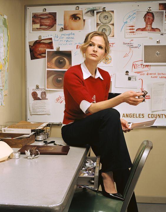 (1. Staffel) - Brenda Leigh Johnson (Kyra Sedgwick) bringt vor allem durch ihren einzigartigen Verhörstil jeden Schuldigen zum Reden ... - Bildquelle: Warner Brothers