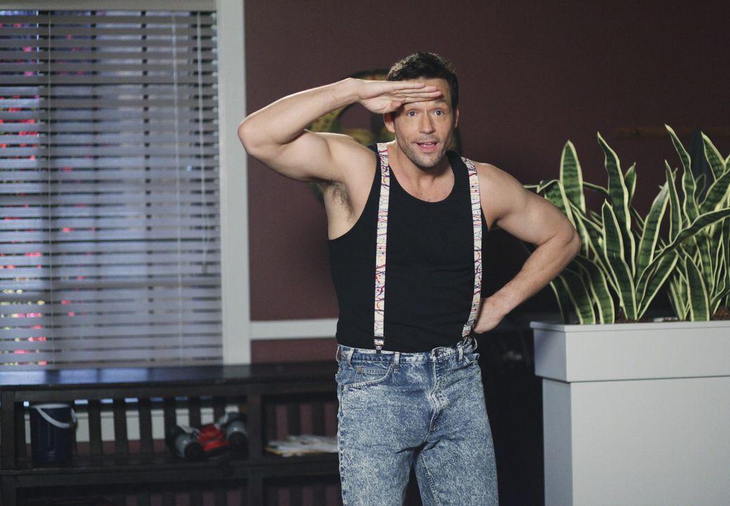 Ist mit Grayson (Josh Hopkins) alles In Ordnung? - Bildquelle: 2009 ABC INC.