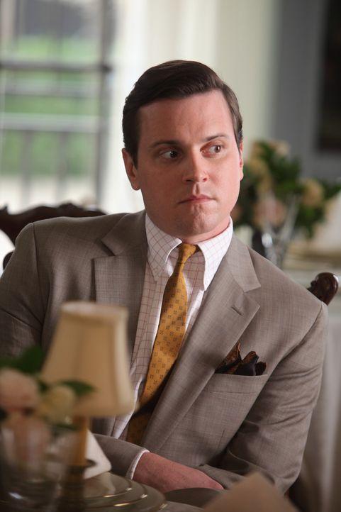 Ted (Michael Mosley) hat die Frau gefunden, auf die es sich gelohnt hat zu warten ... - Bildquelle: 2011 Sony Pictures Television Inc.  All Rights Reserved.