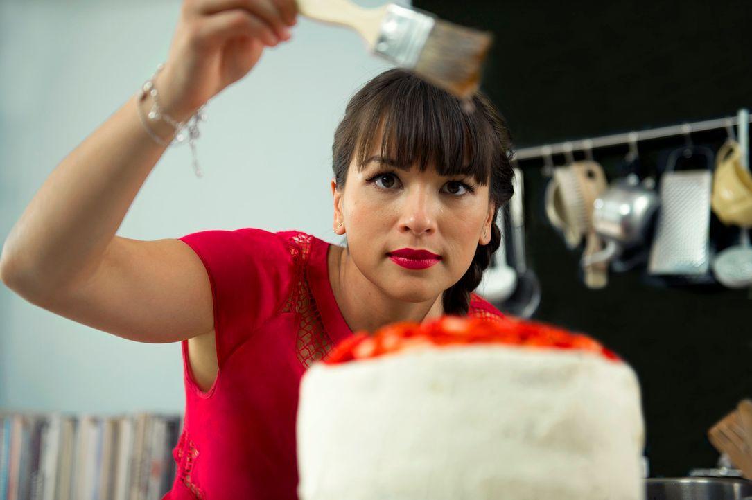 London ist für Rachel Khoo eine wahre Inspiration für ihre außergewöhnlichen Gerichte ... - Bildquelle: Des Willie BBC Worldwide 2013