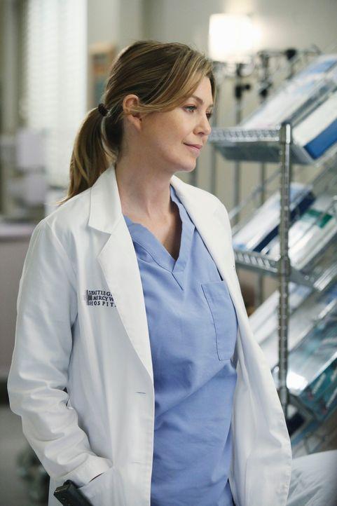Während sich Meredith (Ellen Pompeo) über eine gute Nachricht freut, bricht plötzlich eine Katastrophe von nie dagewesenem Ausmaß über das Krankenha... - Bildquelle: Touchstone Television