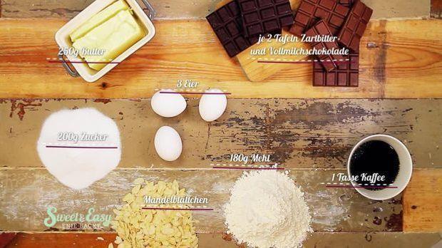 Hoover & Floyd Schokoladenkuchen Zutaten