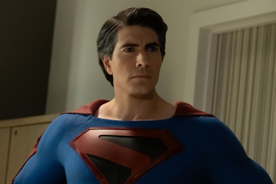 Superman (Brandon Routh) - Bildquelle: Katie Yu 2019 The CW Network, LLC. All rights reserved. / Katie Yu