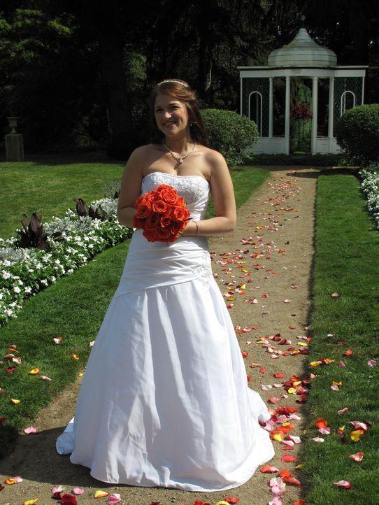 Wird Jennifer die perfekte Hochzeit feiern? - Bildquelle: Richard Vagg DCL