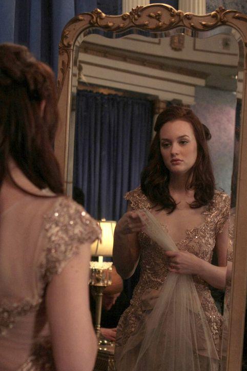 Blair (Leighton Meester) gesteht sich ein, dass die große Liebe mit Chuck gescheitert ist - jetzt muss sie es nur noch Freunden und Familie gestehen. - Bildquelle: Warner Brothers