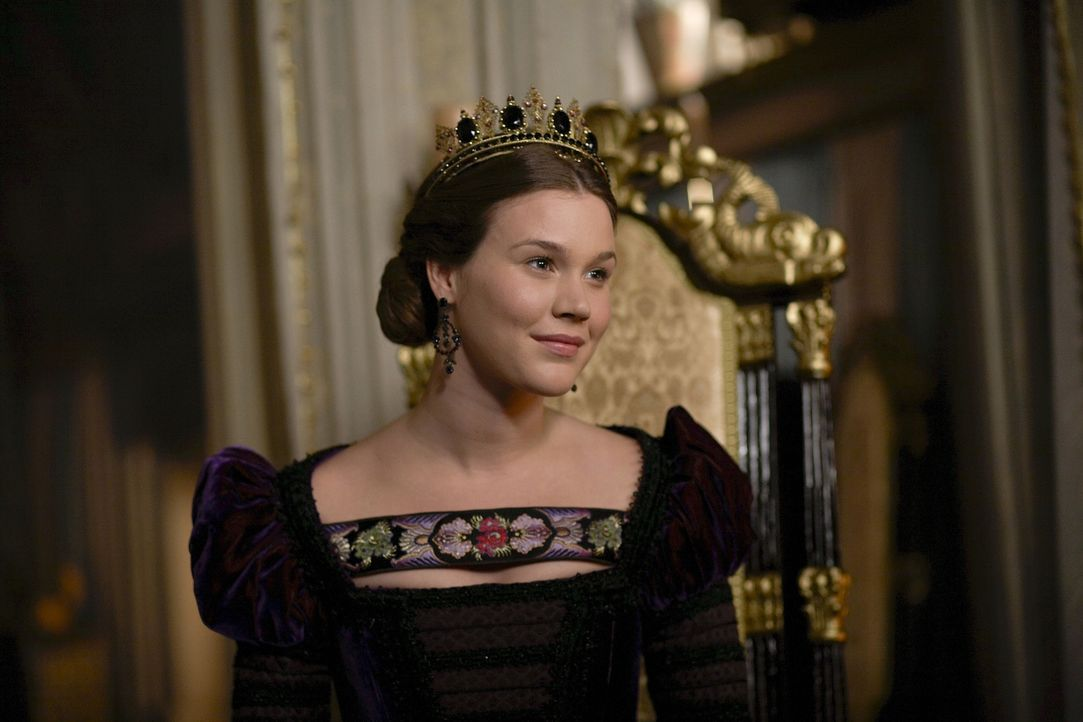 Soll die neue König werden: Anna von Klewe (Joss Stone) ... - Bildquelle: 2009 TM Productions Limited/PA Tudors Inc. An Ireland-Canada Co-Production. All Rights Reserved.