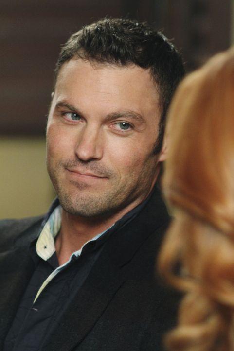Ahnt nicht, dass Bree seine Mutter bereits kennt: Keith (Brian Austin Green) ... - Bildquelle: ABC Studios
