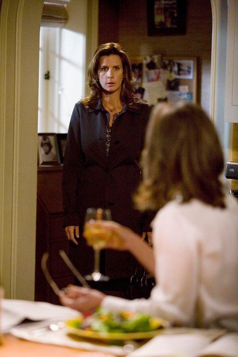 Ist kurz davor ihren Job in der Firma hinzuschmeißen: Sarah (Rachel Griffiths) ... - Bildquelle: 2008 ABC INC.