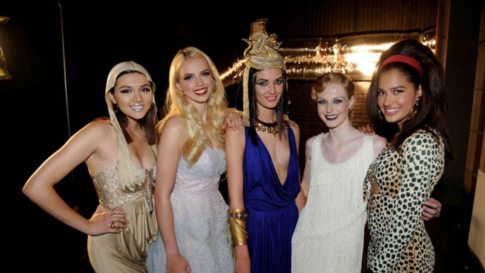 Prosieben Germanys Next Topmodel
