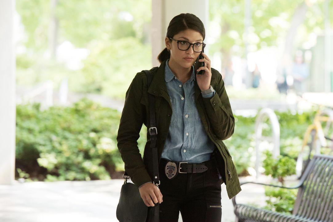 Niko Hamada (Ellen Tamaki) - Bildquelle: Dean Buscher 2018 The CW Network, LLC. All Rights Reserved. / Dean Buscher