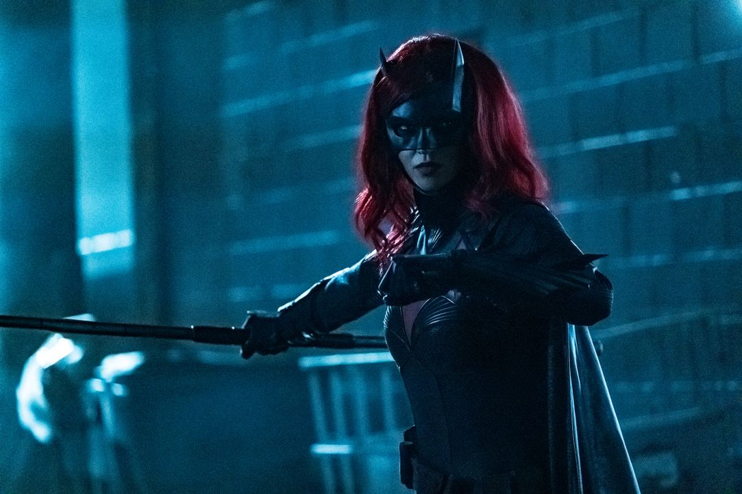 Batwoman (Ruby Rose) - Bildquelle: Katie Yu 2019 The CW Network, LLC. All rights reserved. / Katie Yu