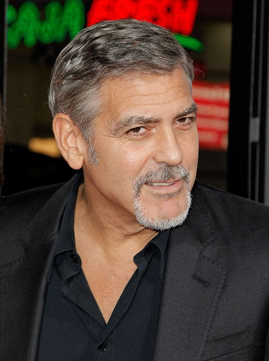 george-clooney-afp - Bildquelle: Tibrina Hobson / GETTY IMAGES NORTH AMERICA / AFP