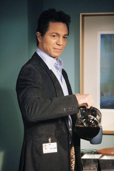 Ist von Addison etwas enttäuscht: Jake (Benjamin Bratt) ... - Bildquelle: ABC Studios