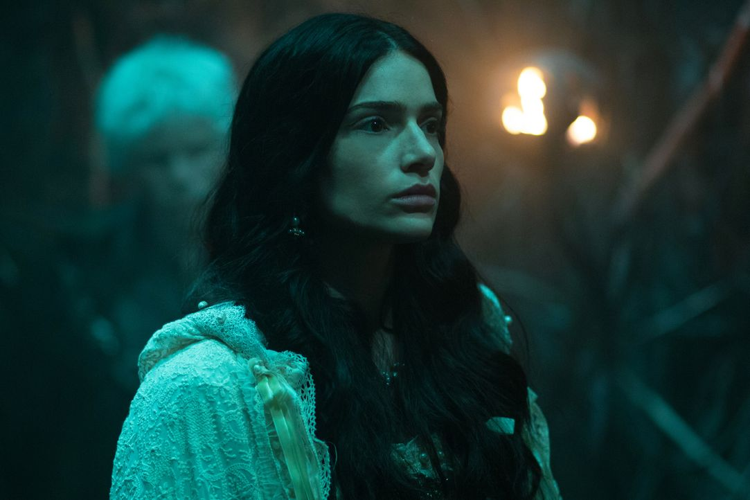 Unternimmt einen letzten Versuch, um die Gräfin von ihrem Vorhaben abzubringen: Mary (Janet Montgomery) ... - Bildquelle: 2015 Fox and its related entities. All rights reserved.