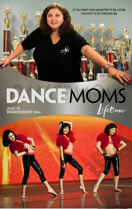 Dance Moms - Artwork - Bildquelle: 2011 A&E Television Networks, LLC. All rights reserved.