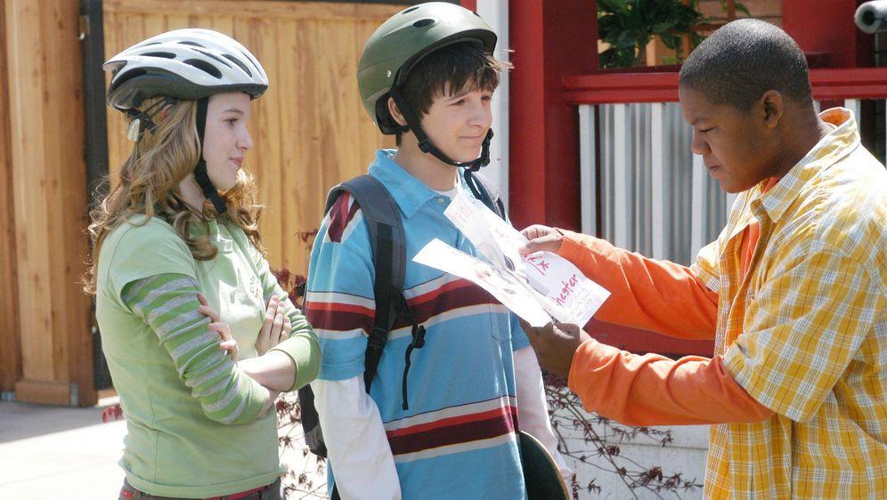 Gut gebellt ist halb gewonnen - Bildquelle: The Disney Channel