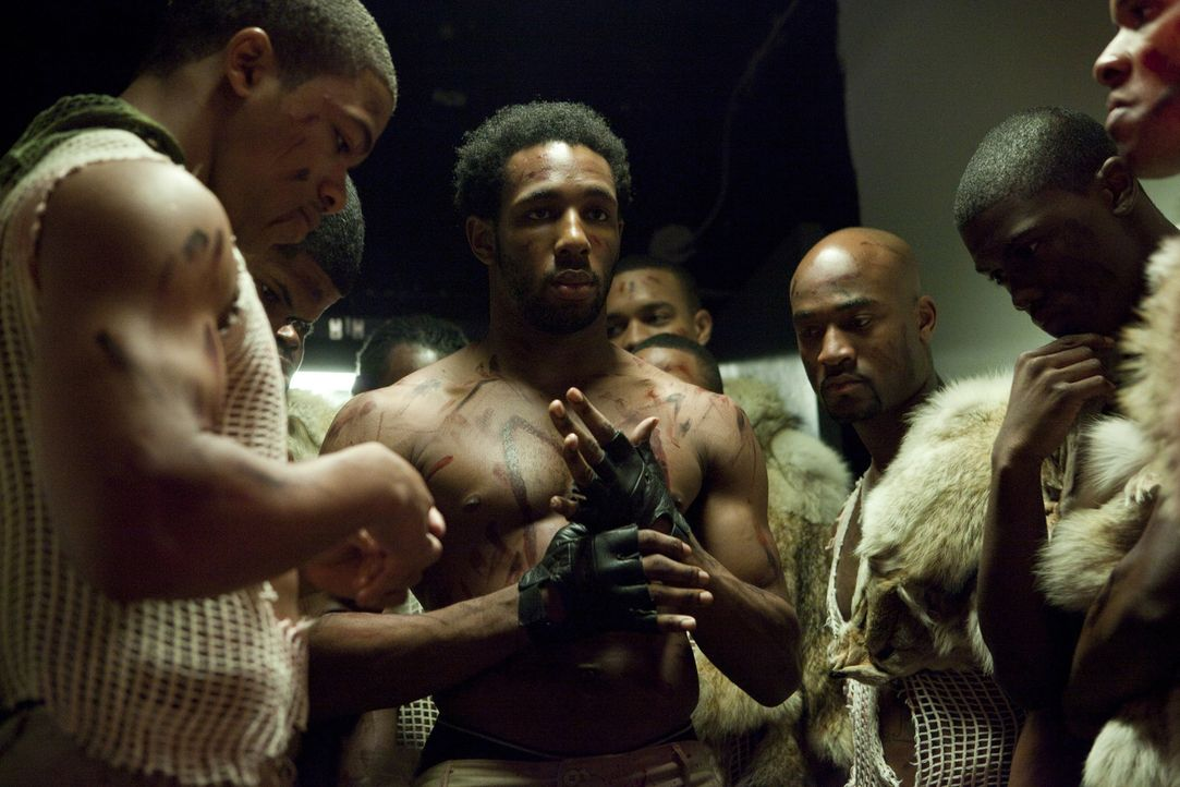 Taz (Stephen Boss) will unbedingt den Tanzwettbewerb gewinnen, koste es, was es wolle ... - Bildquelle: 2010 Sony Pictures Worldwide Acquisitions Inc. All Rights Reserved