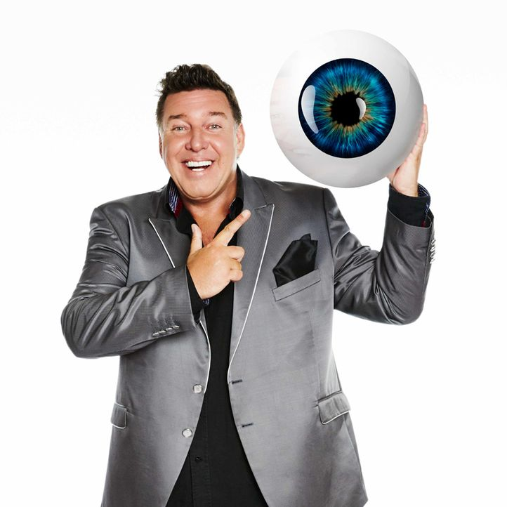 Promi Big Brother 2015: Michael Ammer zieht ein - Bildquelle: SAT.1/Guido Engels