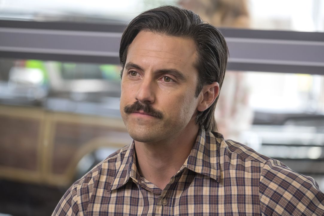 Jack Pearson (Milo Ventimiglia) - Bildquelle: Ron Batzdorff 2017-2018 NBCUniversal Media, LLC.  All rights reserved.