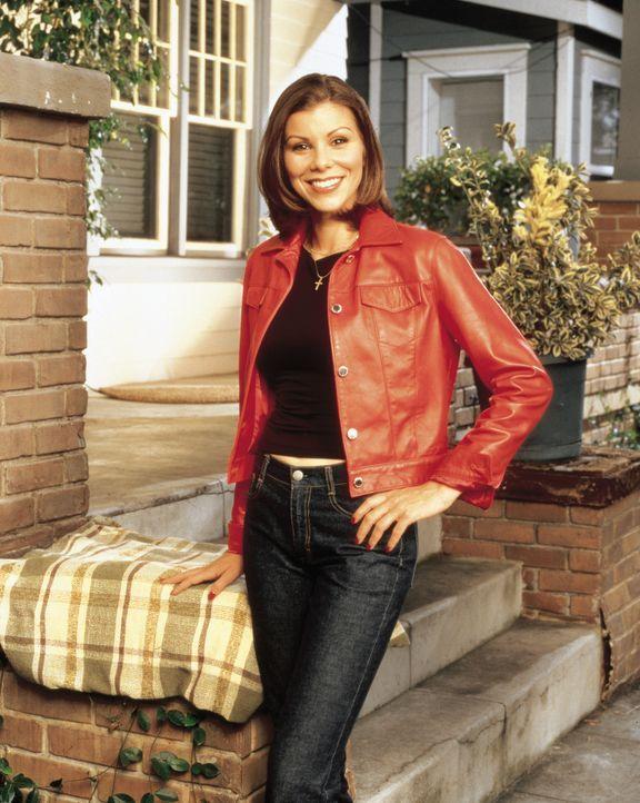 Nachdem Lydia De Lucca (Heather Paige Kent) ihren Verlobten in den Wind geschossen hat, geht sie wieder ans College. Dort beginnt ein neues Leben fü... - Bildquelle: CBS Television