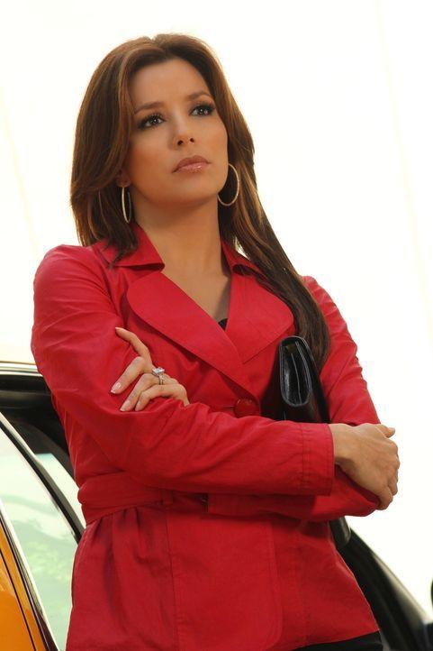 In New York erfährt Gabrielle (Eva Longoria) die Wahrheit über sich selbst, als sie Model war ... - Bildquelle: ABC Studios