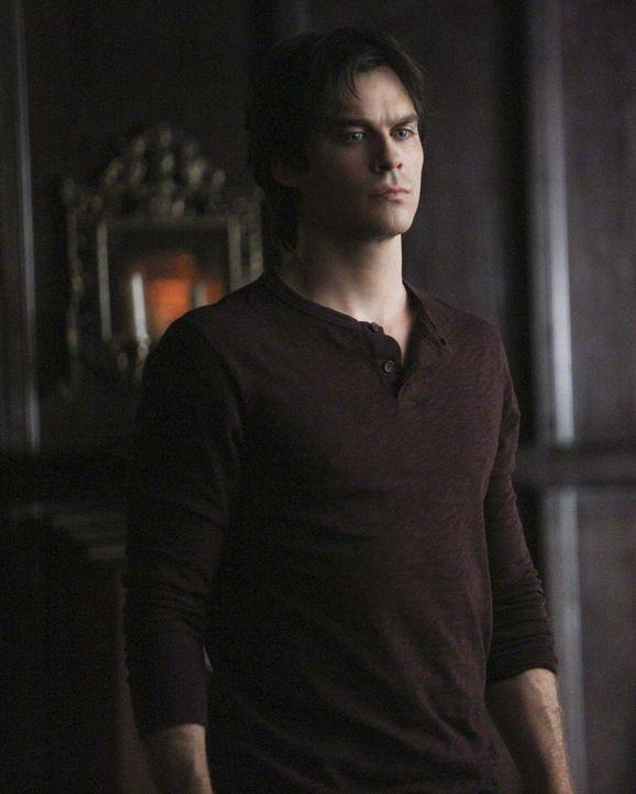 Damon (Ian Somerhalder) muss eine der schwersten Entscheidung seines Lebens treffen ... - Bildquelle: Warner Bros. Entertainment, Inc