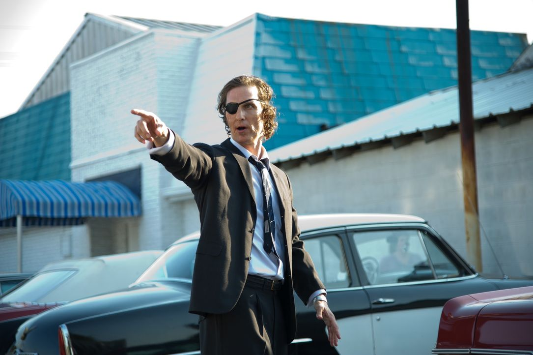 """Als der """"Miami Times""""-Journalist Ward Jansen (Matthew McConaughey) einen Justizskandal aufspüren will, gerät er selbst in große Gefahr ... - Bildquelle: 2012 PAPERBOY PRODUCTIONS, INC."""