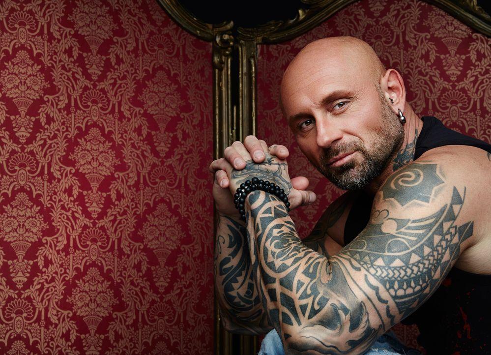 Horror Tattoo: Bertis Armtattoo - Bildquelle: sixx