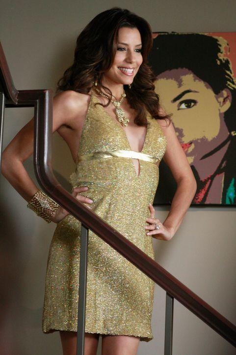 Rückblende: Gabrielle (Eva Longoria) erinnert sich an alte glückliche Zeiten ... - Bildquelle: ABC Studios