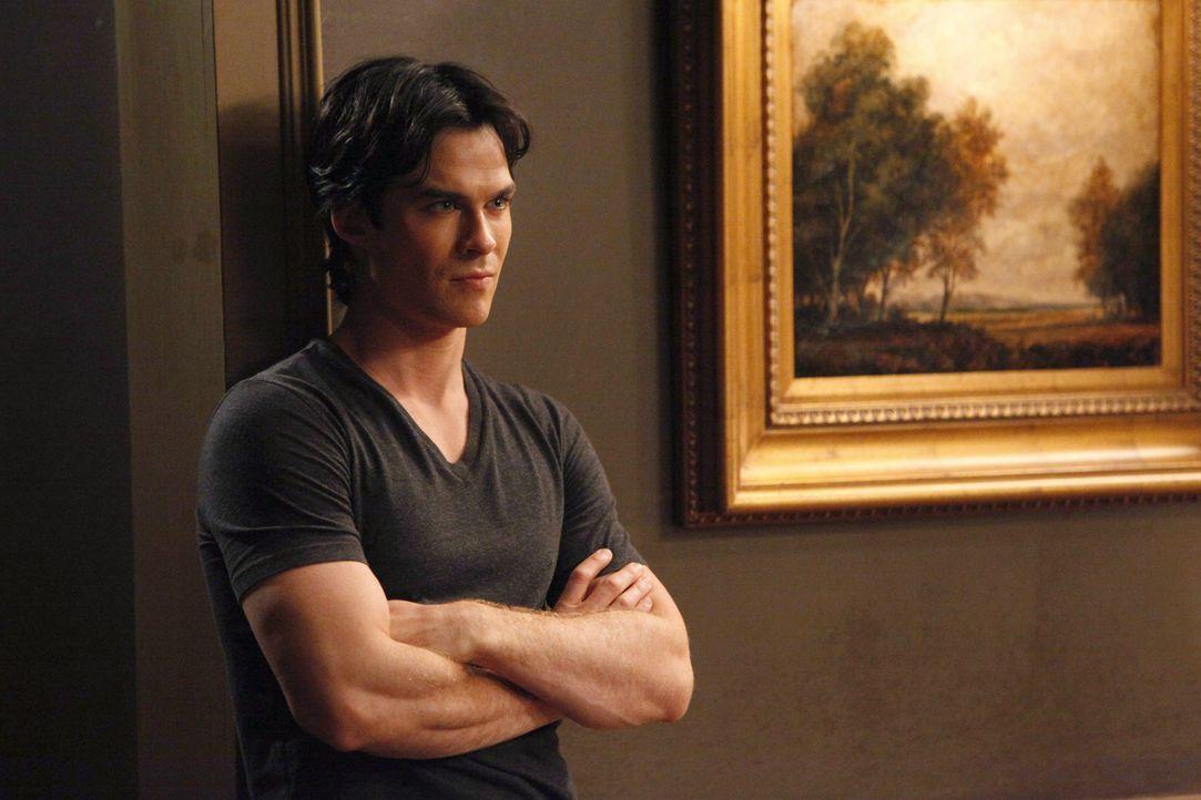 Wird sich Damon (Ian Somerhalder) tatsächlich ändern? - Bildquelle: 2011 THE CW NETWORK, LLC. ALL RIGHTS RESERVED.