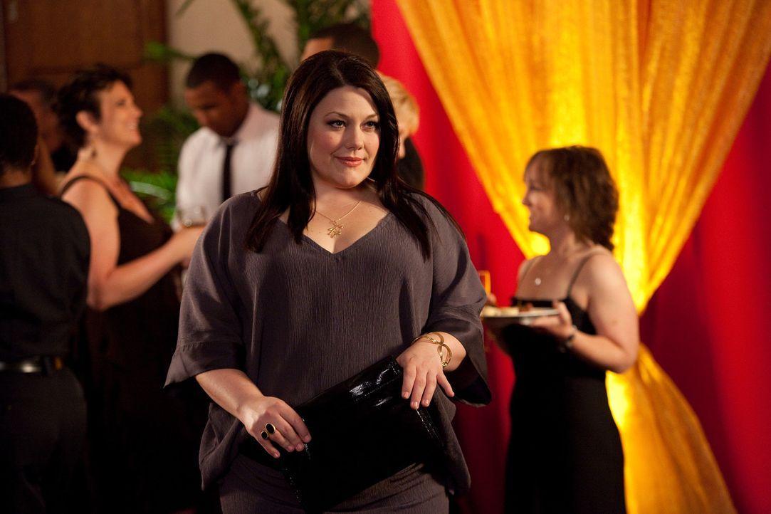 Jane (Brooke Elliott) soll für ihre Verdienste um die Rechtspflege vom Los Angeles Police Department geehrt werden. Doch leider endet ihr großer A... - Bildquelle: 2009 Sony Pictures Television Inc. All Rights Reserved.