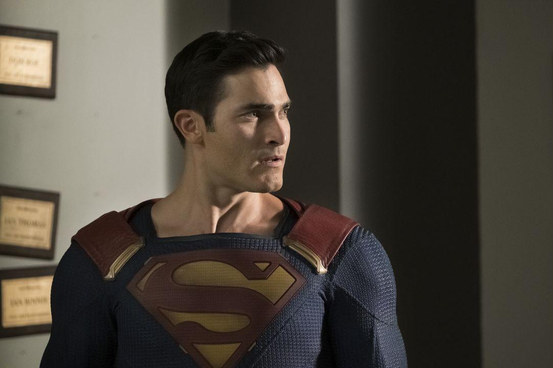 Superman (Tyler Hoechlin) - Bildquelle: Katie Yu 2019 The CW Network, LLC. All rights reserved. / Katie Yu