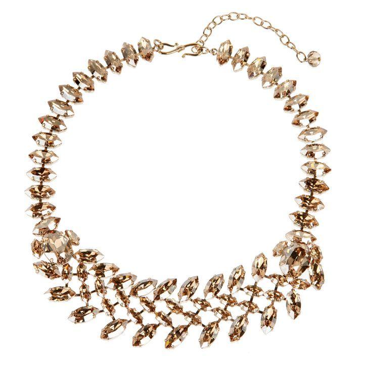 Die perfekte Kette in gold - Bildquelle: dresscoded.com