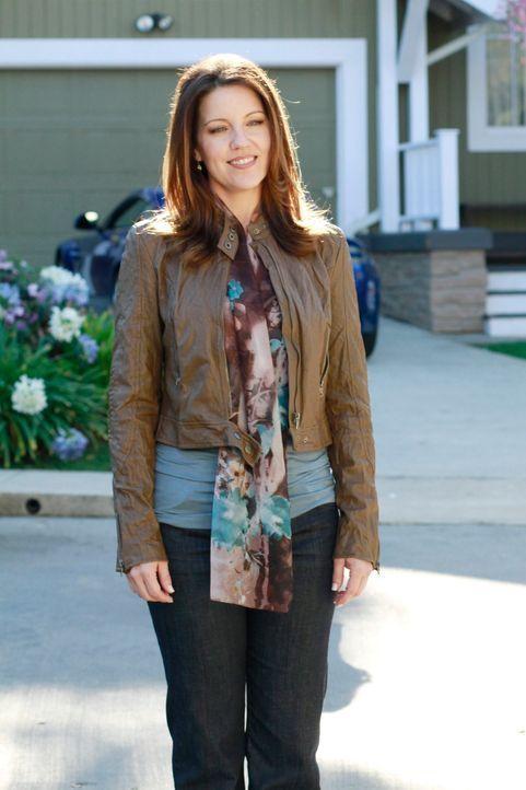 Lynette erfährt von Jane (Andrea Parker), dass sie und Tom zusammenziehen und zeigt Jane, was sie von ihr hält ... - Bildquelle: Touchstone Pictures