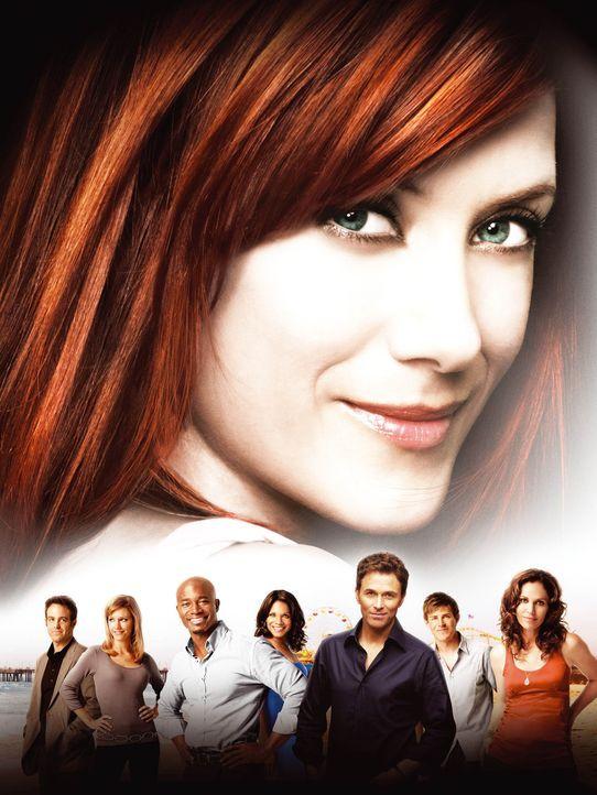 (2. Staffel) - Private Practice: William Dell Parker (Chris Lowell, 2.v.r.), Dr. Charlotte King (KaDee Strickland, 2.v.l.), Dr. Violet Turner (Amy B... - Bildquelle: ABC Studios