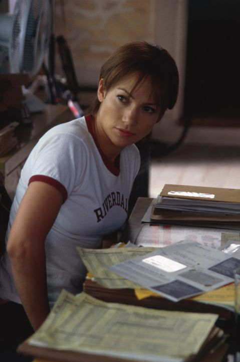 Auf der Flucht vor ihrem Mann Mitch bleibt Slim (Jennifer Lopez) nichts anders übrig, als eine Odyssee quer durch die USA anzutreten ... - Bildquelle: 2003 Sony Pictures Television International