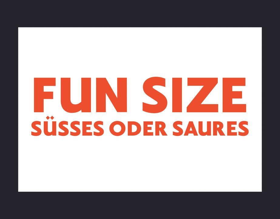 Fun Size - Süsses oder Saures - Logo - Bildquelle: (2014) Paramount Pictures. All Rights Reserved.