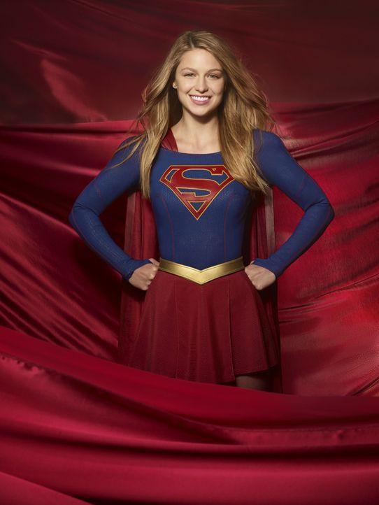 (1. Staffel) - Als 13-jähriges Mädchen wird Kara Zor-El (Melissa Benoist) von Krypton auf die Erde geschickt, um ihrem Cousin Kal-El beizustehen. Do... - Bildquelle: 2015 Warner Bros. Entertainment, Inc.