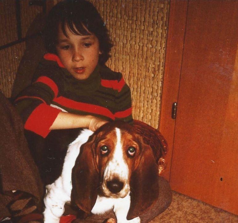 Jochen bendel plus Hund Fido - Bildquelle: Sixx